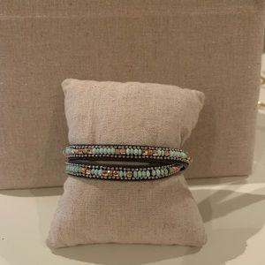 Stella & Dot Sierra Double Wrap Bracelet